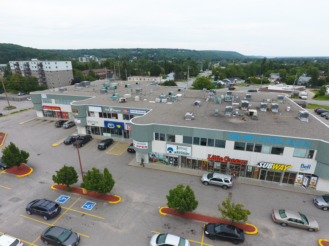 Century Centre Plaza, North Bay - National Retail Investment